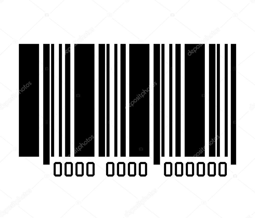 © Serie Yupiramos 116559970 De Código Con Codigo — Barras Vector Número Stock Icono