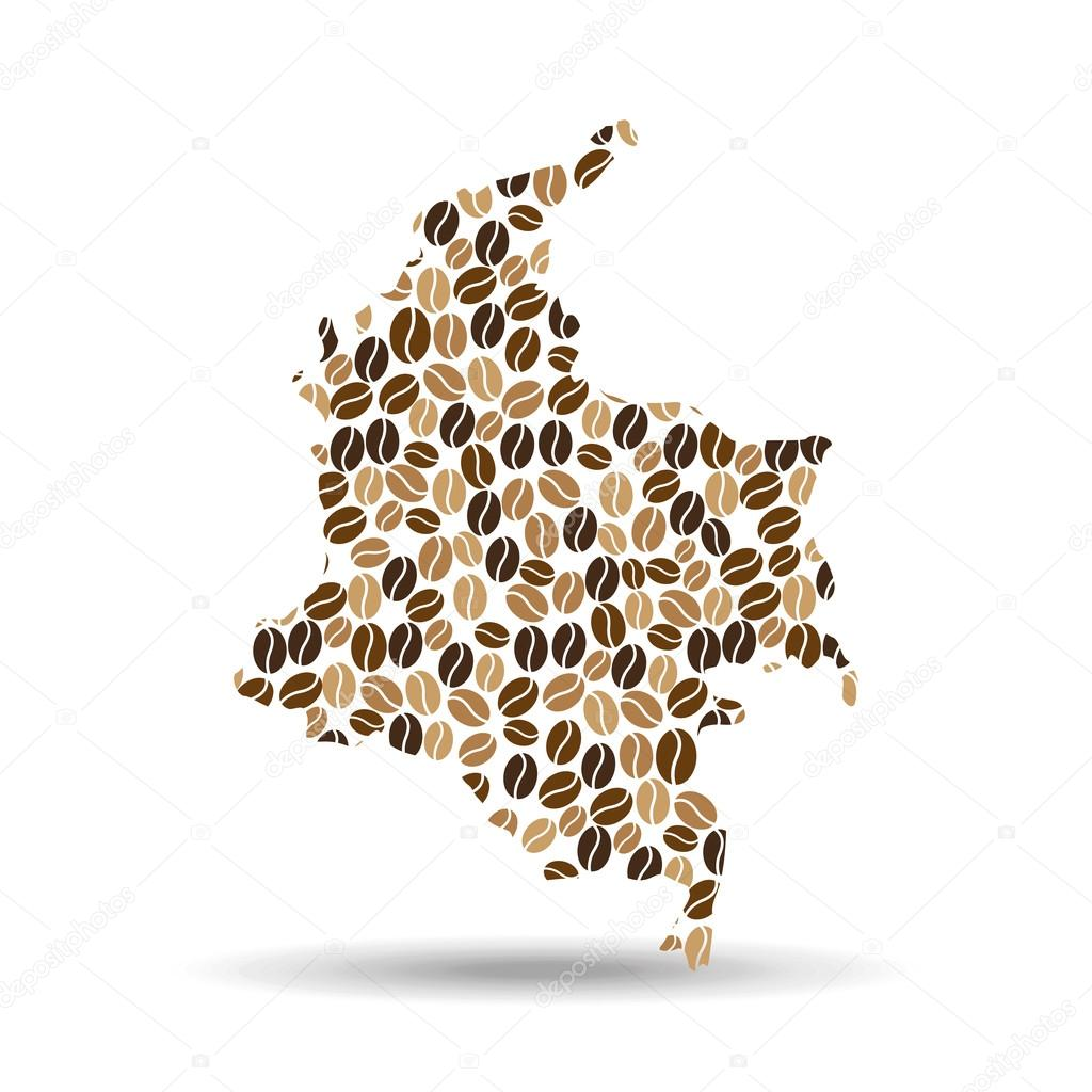 colombian coffee icon