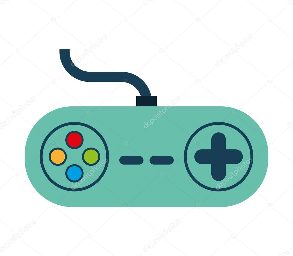 control game wire icon — Stock Vector © yupiramos #116994544