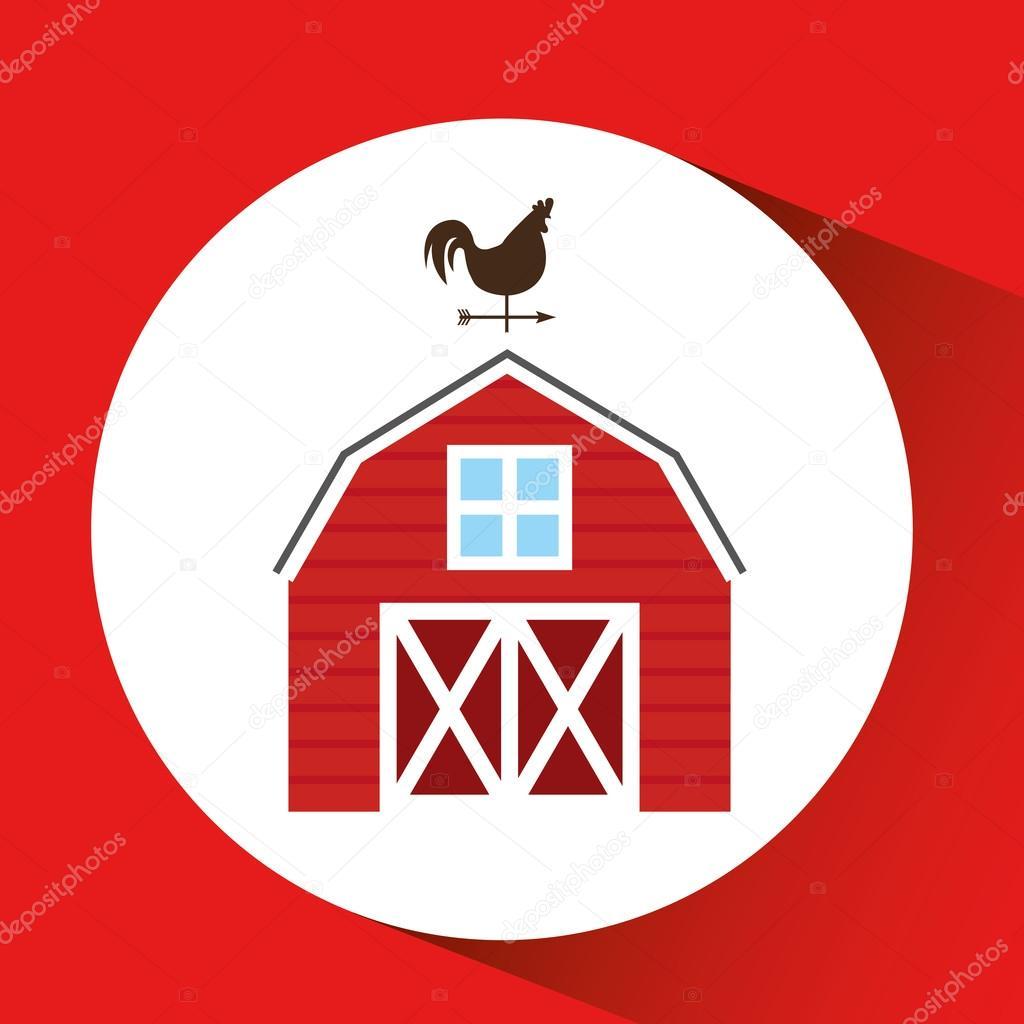 Disegno casa agriturismo fattoria campagna casa for Piani di fattoria di 2000 piedi quadrati