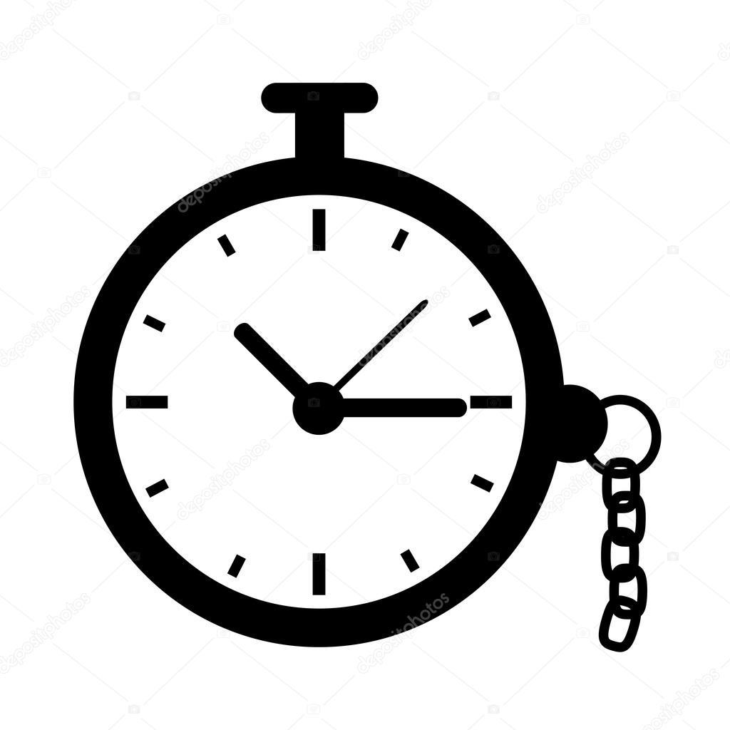 Timer vintage clock , — Stockvektor © yupiramos #117027962