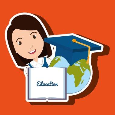 student graduation diploma world