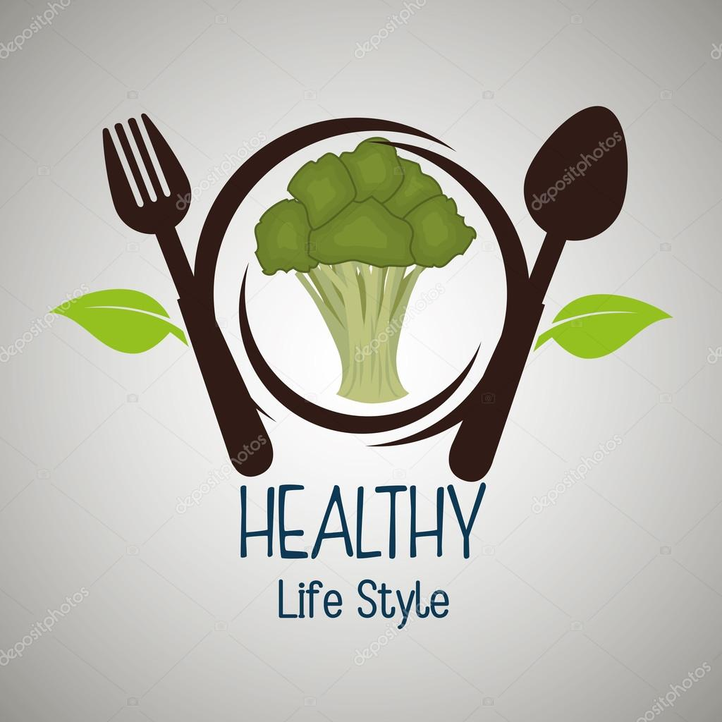 healthy life style food