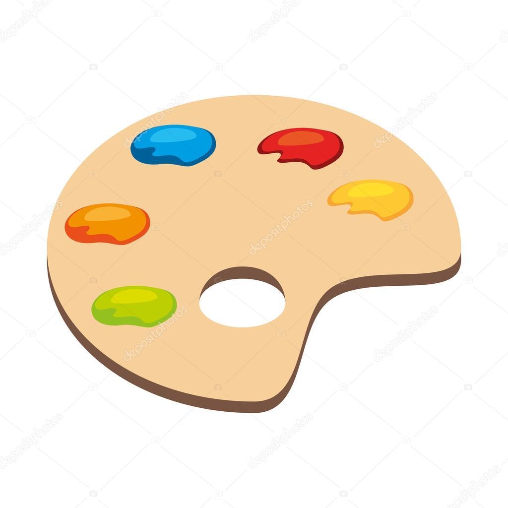 Disegno Tavolozza Dei Colori.Vettore Tavolozza Dei Colori Disegno Tavolozza Dei Colori