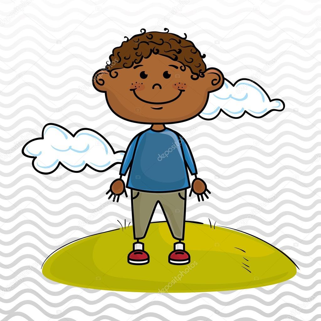 мальчик детские картинки