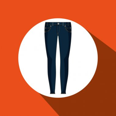 jeans woman closet clothes