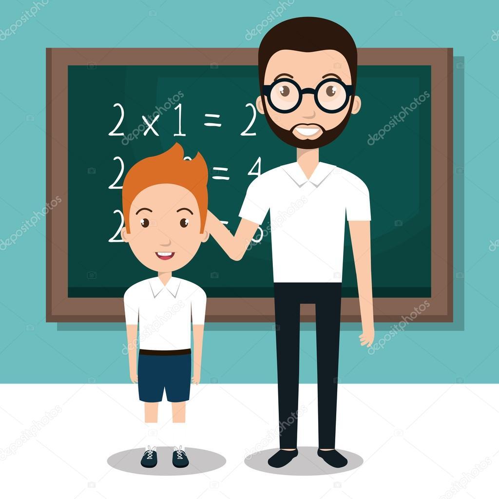 student school teacher icon stock vector  u00a9 yupiramos 121454014 stick figure vector pack stick figure vector pack