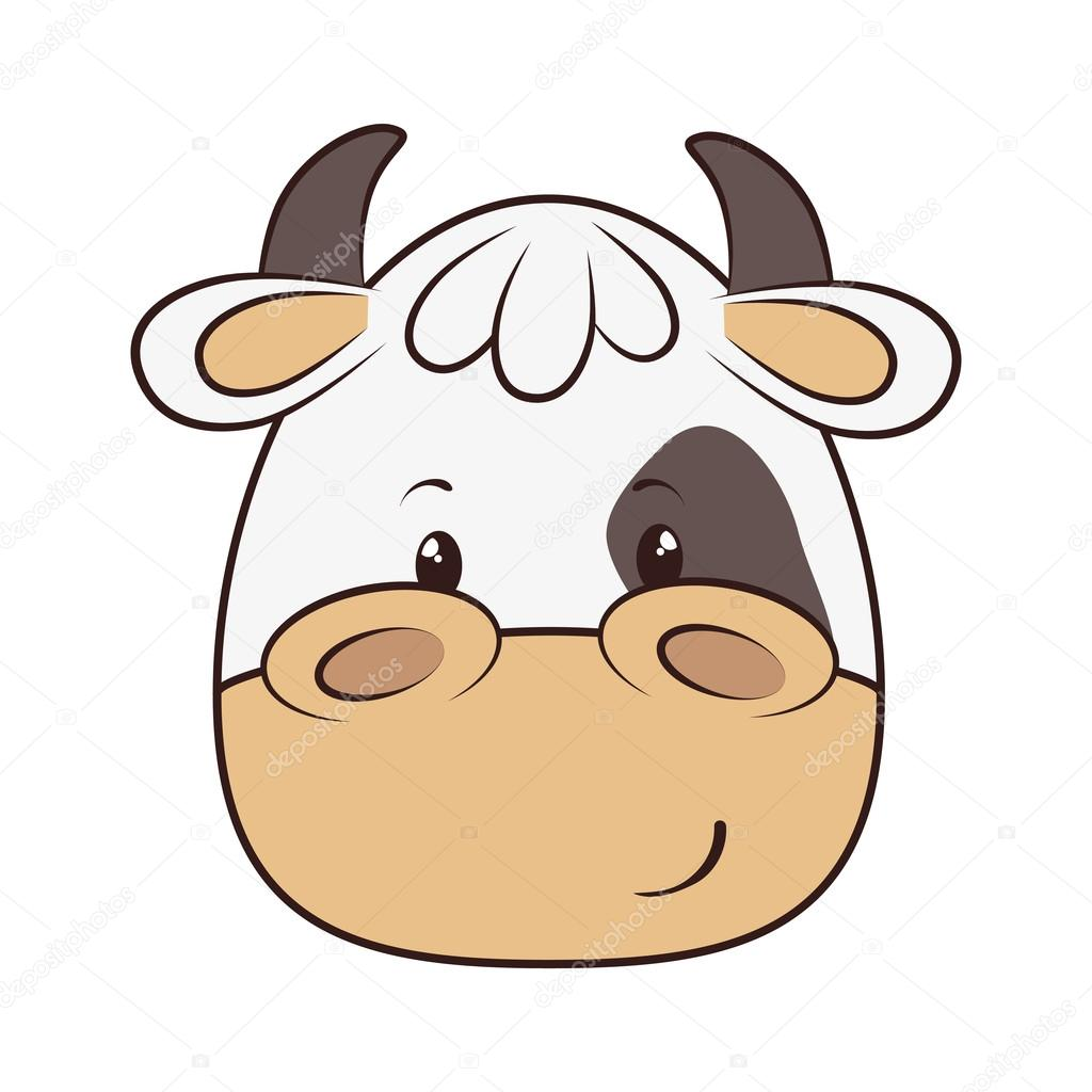 vaca de dibujos animados animales vector de stock cow vector white transparent menu cow vector white transparent menu