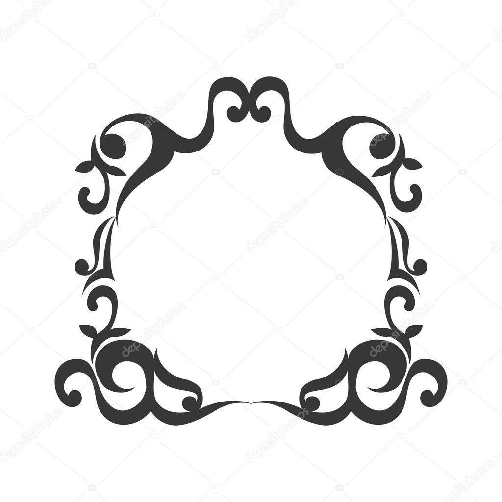 Grenze Rahmen ornament — Stockvektor © yupiramos #122583742