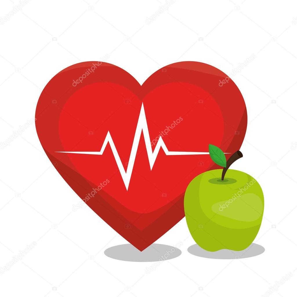 Dibujos Dibujo De Nutricion Nutrición Alimentación Apple