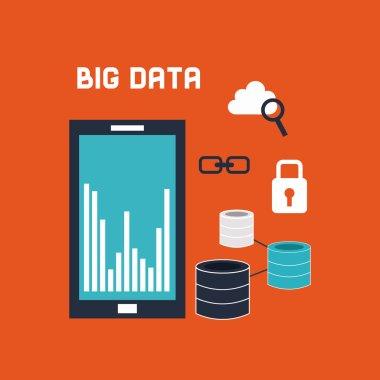 big data management icons