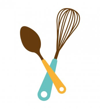 kitchen equipment utencils icon