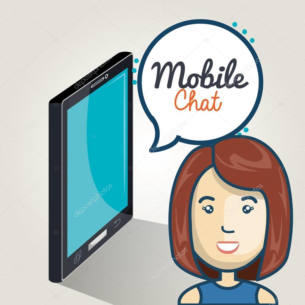 online datování mobilní chat bývalá přítelkyně začíná chodit