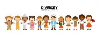 diversity of races