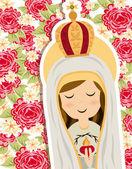 Fotografie Heilige Maria