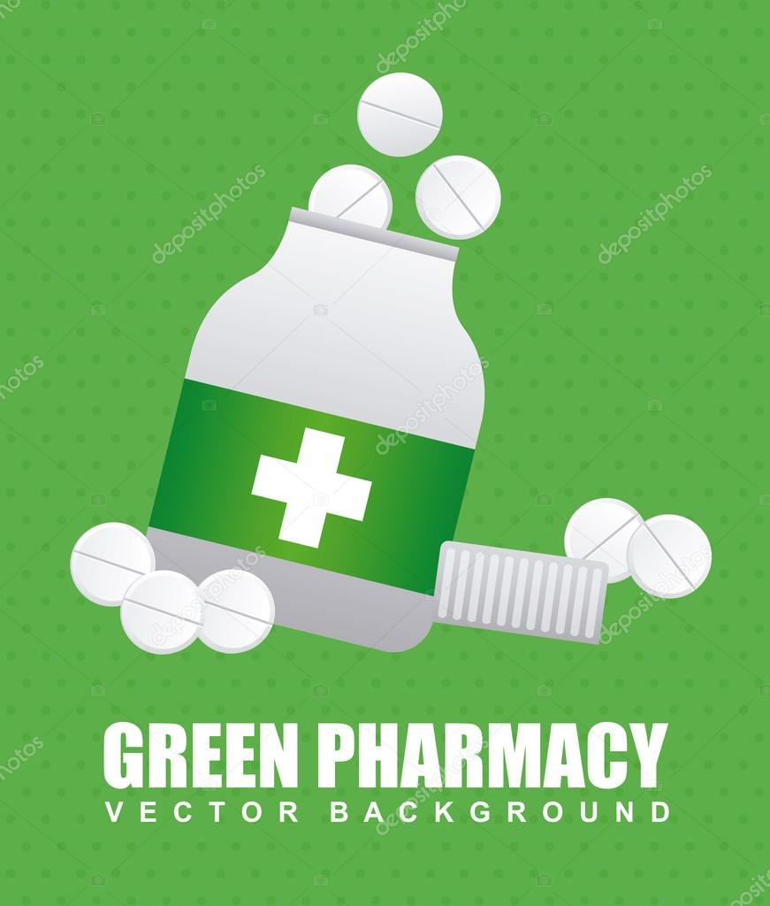 pharmacy design stock vector yupiramos 54155563