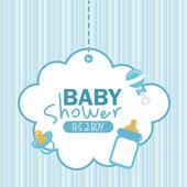 Fotografie baby shower design
