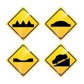 vozovky signál