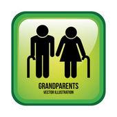 Fotografie grandparents design