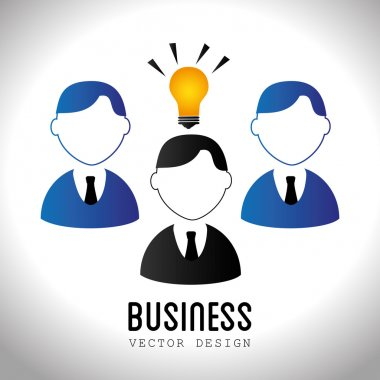 Business design, vector illustration.