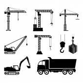 Építőipari tervezés, vector-ilustration