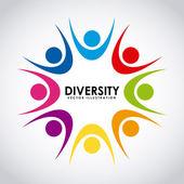 Vielfalt-Konzept