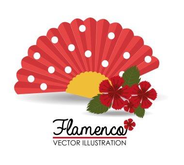 Gipsy design, vector illustration.