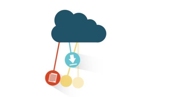 Cloud Video animace