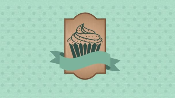 Cupcake Video animation
