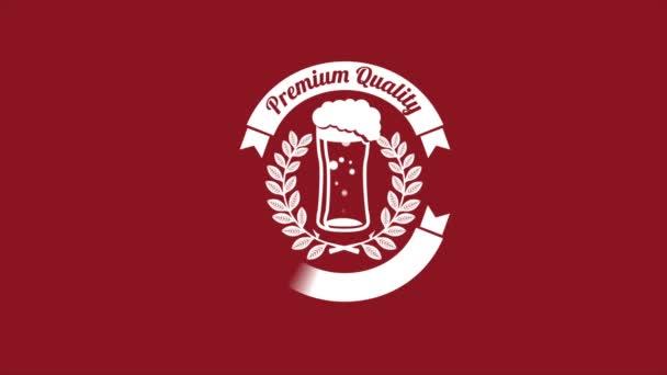 Prémiové kvality piva, Video animace