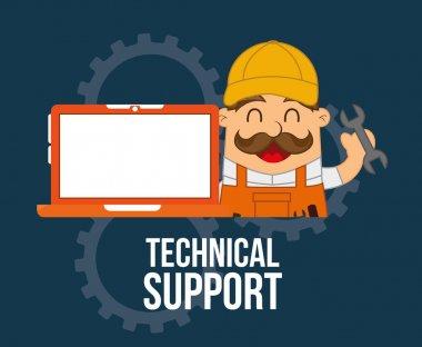 Computer support design