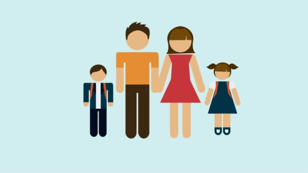Family, Video animation