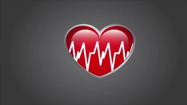 Heartbeat Video animation