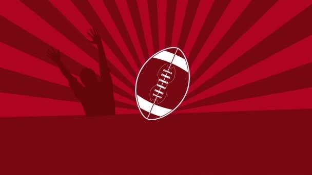 Football Video animation