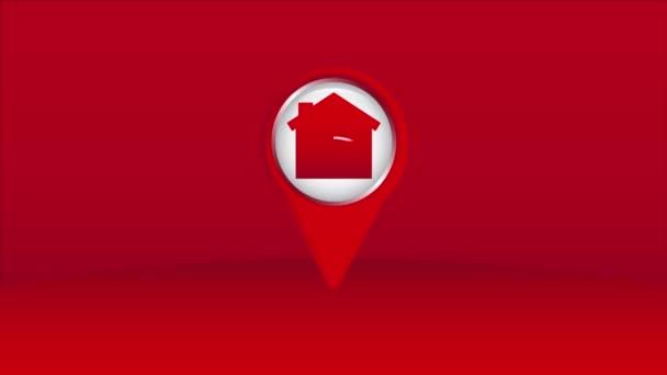 Dům Video animace