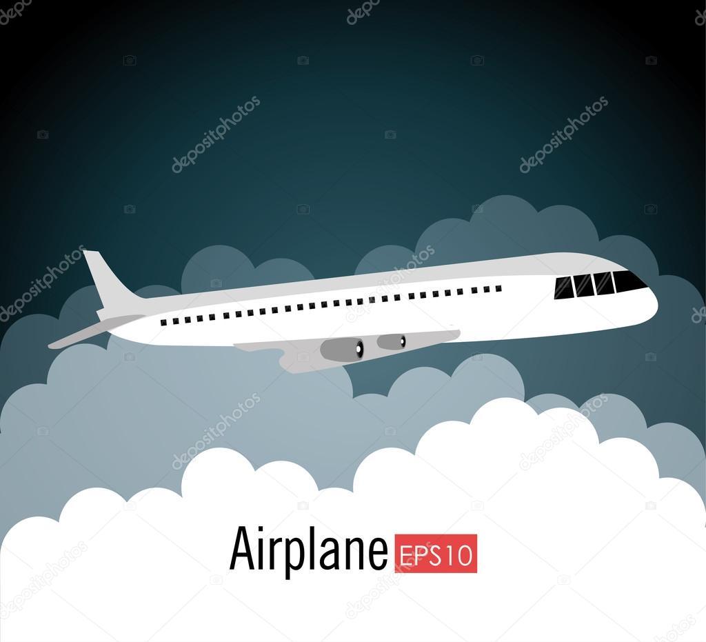 Illustration De Conception Avion Image Vectorielle Yupiramos
