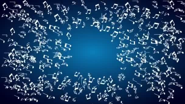 Hudba, Video animace