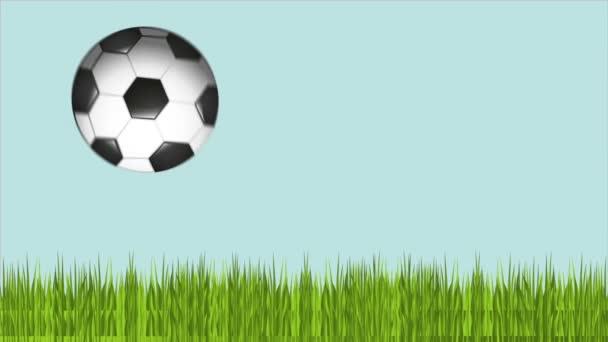 Fotbalové Video animace