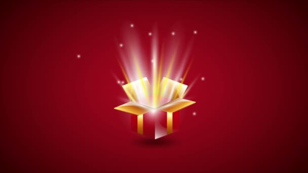 Gift, Video animation