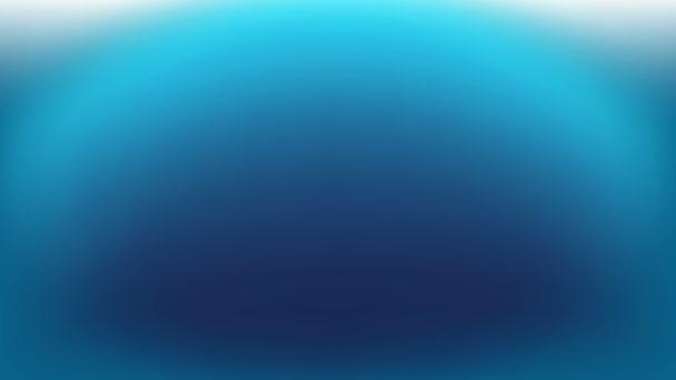 Blue background, Video animation