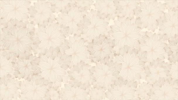 Flowers Video animation