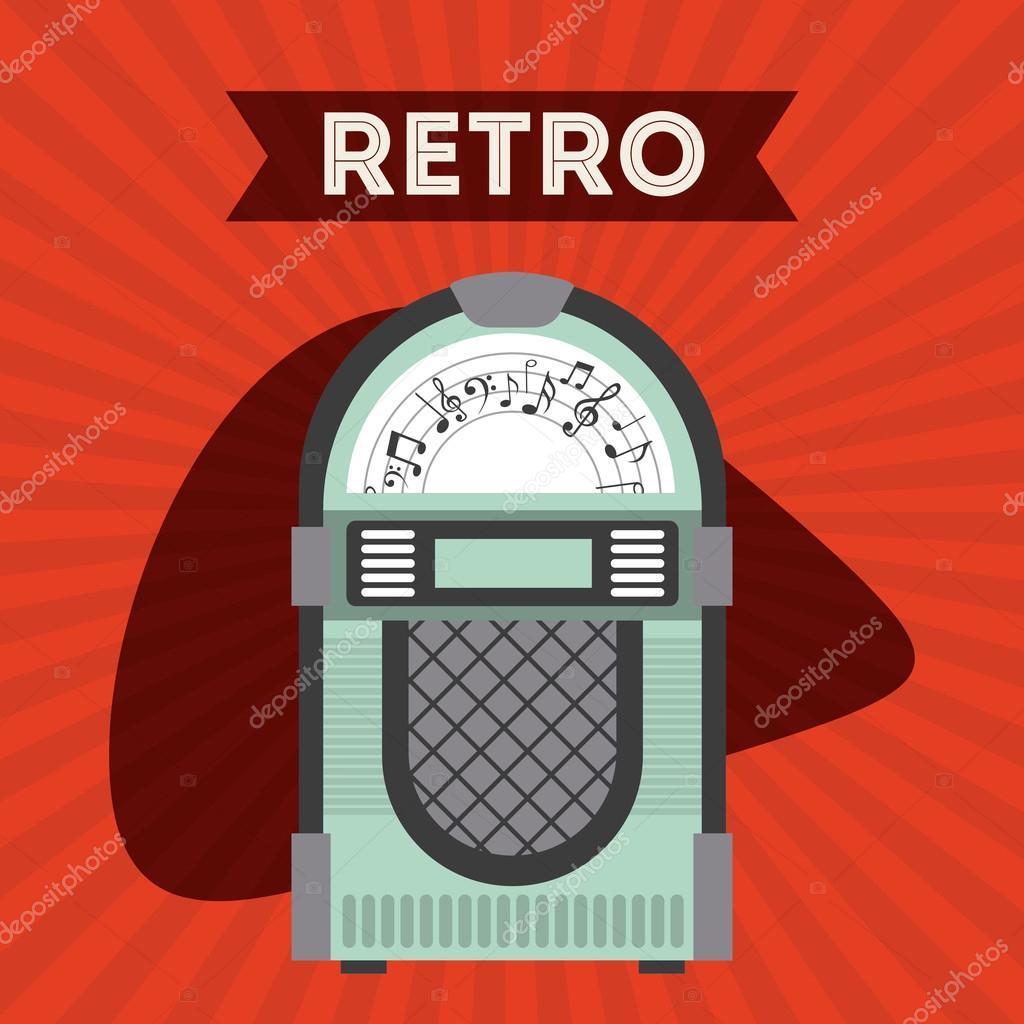 retro style icon