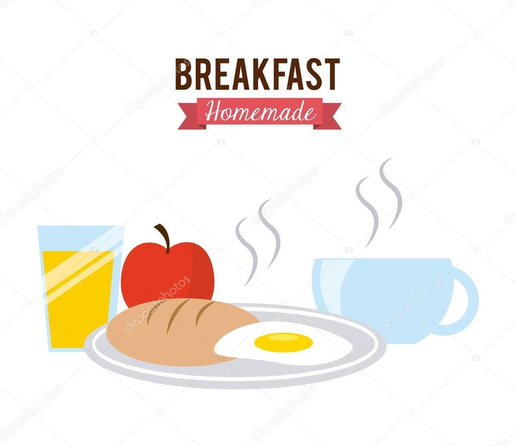 Homemade Food Visual Design Stock Vector C Yupiramos 78477934