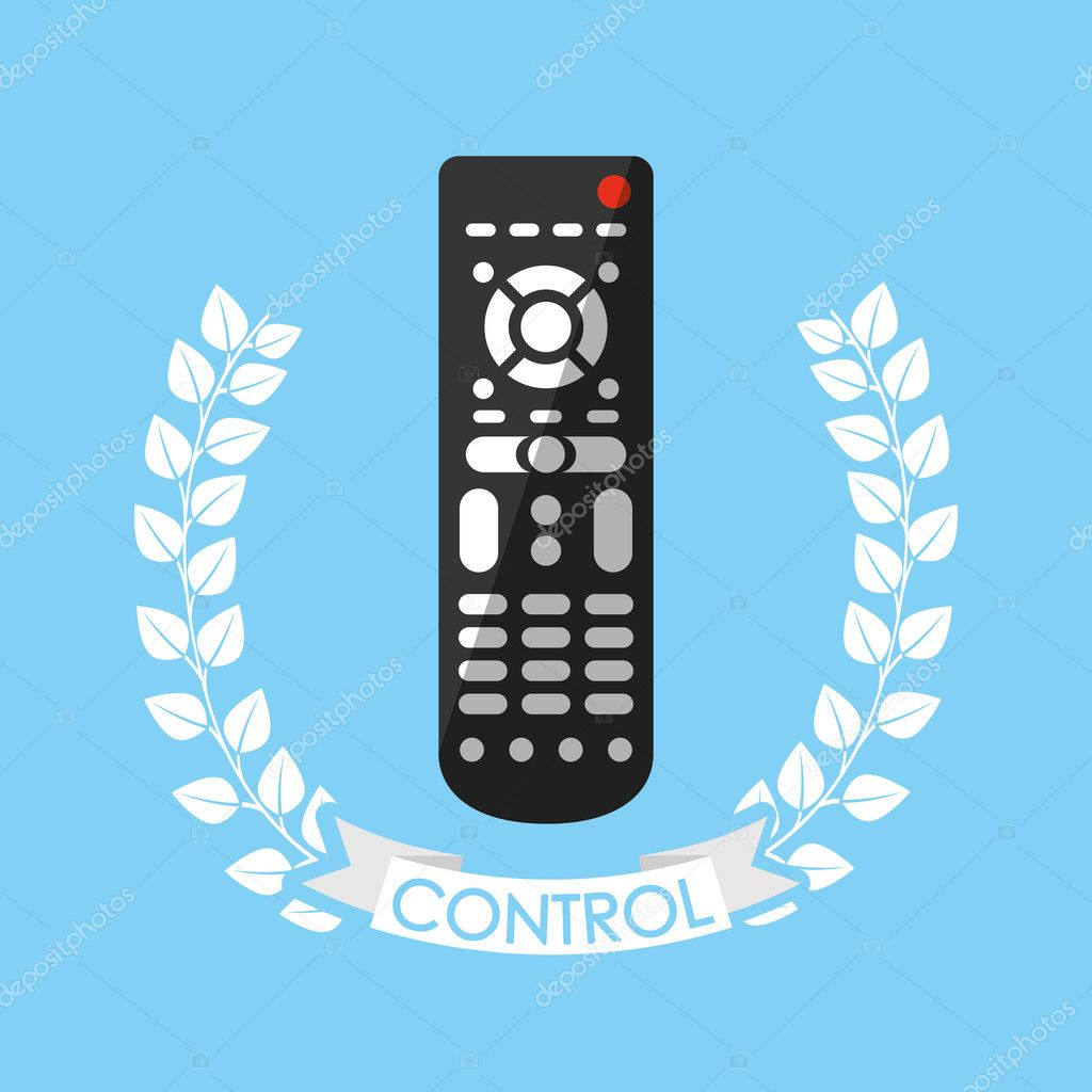 Kontrolle Remote Stockvektor Yupiramos 82194266