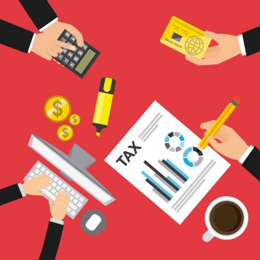 tax concept design
