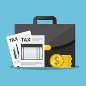 Návrh platby daně