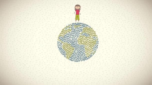 Děti aroound svět