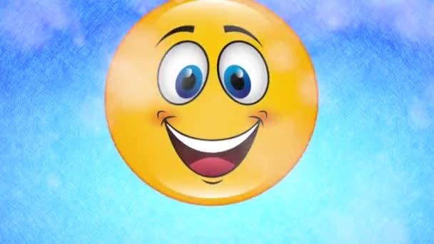 Šťastný obličej deign