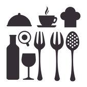 Restaurace a kuchyňské nádobí