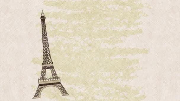 Miluji Francii kartu